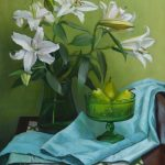 jenny-kelley_spectrum-series-lilies-and-pears_20-x-16